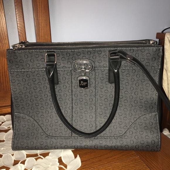 Guess Handbags - NWOT- LARGE GUESS HANDBAG